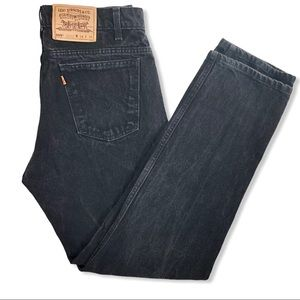 Vintage Levi's Orange Tab High Rise 505 Mom Jeans